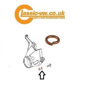 Lower Cambelt - Water Pump T Bolt Lock Washer N0122265 Golf, Jetta, Caddy, Scirocco